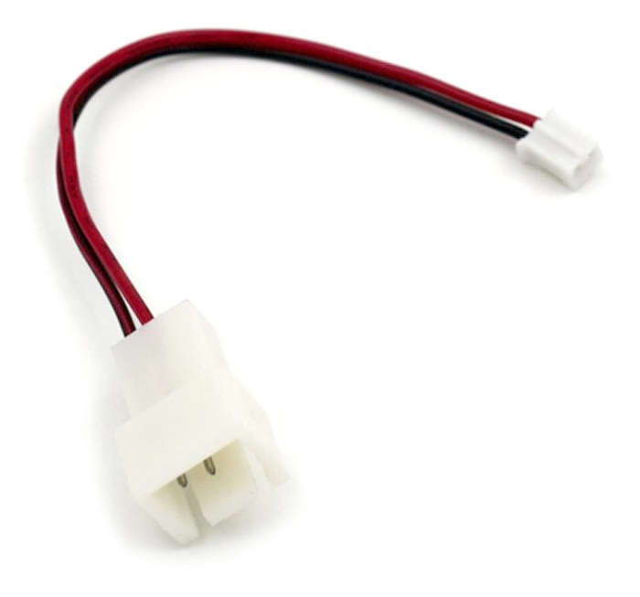 2-Pin / 3-Pin Molex Adapter