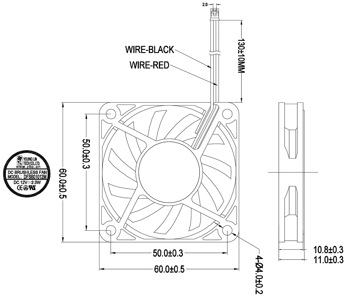 Replacing With Silent Fan On Icy Box Ib 3620u3 Enclosure
